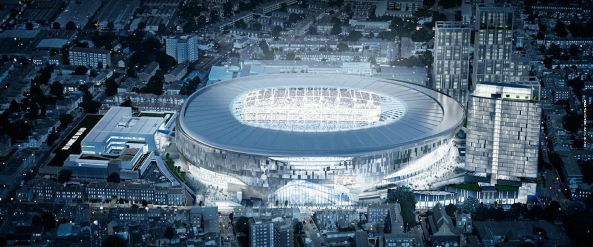 Stadio del Tottenham
